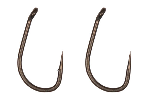 10 hooks per packet Fox Arma Point Hooks Size 10 LS Barbed